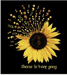 Sunflower Quotes, Sunflower Pictures, Sunflower Art, Sunflower Tattoos, Cute Wallpapers, Wallpaper Backgrounds, Iphone Wallpaper, Sunflower Wallpaper, Mellow Yellow