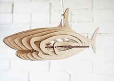 Your place to buy and sell all things handmade Fish Lamp, Wooden Calendar, 3d Cnc, Cnc Wood, Wooden Alphabet, Wooden Gift Boxes, Wooden Lamp, Unique Lighting, Lamp Design