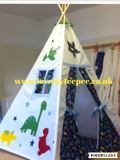 Love my teepee uks leading handmade bespoke and personalised childrens teepee tents. Kids Play Teepee, Childrens Teepee, Decorative Cushions, Scatter Cushions, Peekaboo Kids, Tent Accessories, Teepee Tent, Royal Red, Dogs And Kids