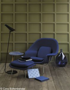 Fauteuil Womb Chair
