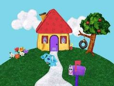 The Blue's Clues House is the house in which almost every episode takes place. The house is...