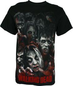 The Walking Dead T- Shirts
