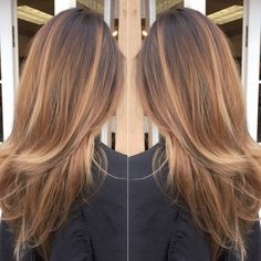 Buttery Balayage. Painted by @BeautyByMelisa <-- find me on Instagram