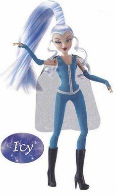 "Winx Club Enchantix Good vs Evil Loose Doll Icy 11 5"" Toy Target Exclusive New | eBay"