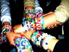 Rave Kandi Bracelets This is excellent and very interesting to say the least...