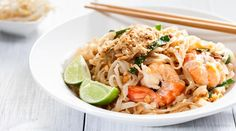 This Pad Thai with Almond Sauce recipe is a take on the Thai classic that's made even better with various vegetables loaded with vitamins and nutrients. http://recipes.mercola.com/pad-thai-recipe.aspx
