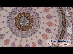 Abacıoğlu Camii Nakkaş Çalışması