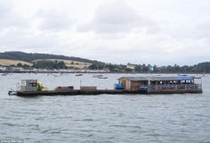 Accessible via regular water taxi service from the Exmouth Marina, the custom-built River . Top Place, Travel News, Taxi, Devon, River, Drinks, Building, Places, Summer