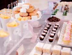 Petite & Sweet | Gallery--little chairs as cupcake stands
