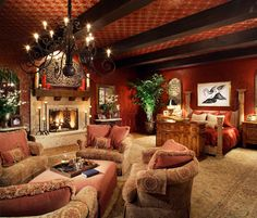 Home designed by dRichards Interiors in Rancho Santa Fe, California. www.drichardsinteriors.com