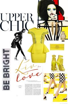 """""""be bright."""" by shyannewells ❤ liked on Polyvore"""