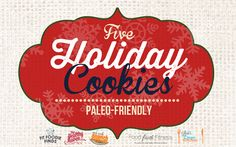 Paleo Holiday Cookie