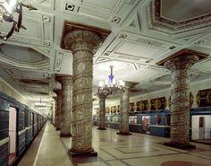 New York Subway Station | city hall station new york the city hall subway station