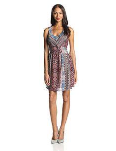 Lucky Brand Women's Tribal Stripe Dress, Red Multi, Medium Lucky Brand http://www.amazon.com/dp/B00KO9S9GE/ref=cm_sw_r_pi_dp_aJgXub0G2EBQX