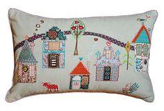 Farmyard 12 x 20 Pillow on OneKingsLane.com
