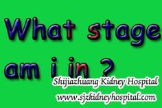 If my creatinine level is 2.5 and kidney function is 18% what stage am I in ? Generally speaking, for kidney disease patient with creatinine level 2.5 they are in stage 3 kidney disease, but for people with kidney function 18% they are in st