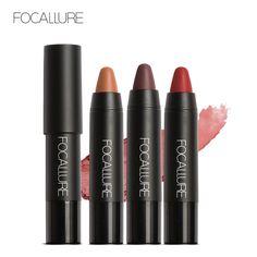 Beauty Essentials Lipstick Aojoc Fashion Brand Makeup Cosmetic Lips 8color Matte Rouge Red Lipstick Lote Moisturizer Batom Waterproof Long-lasting Baby Lip Elegant Appearance