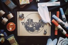 The Moon Box - Witchcraft We are passionate about our Craft and want to share our knowledge and practice with the world. The Moon Box Subscription Box is delivered Monthly to your doorstep. All of the ritual and altar tools needed to embrace the specific energies for each month. Let us help transform your life.