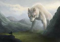 fenrir giant wolf