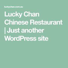 Just another WordPress site Chinese Restaurant, Melbourne, Wordpress, Messages, Food, Essen, Meals, Text Posts, Eten