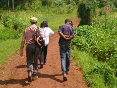 The country of Rwanda, full of riches and history