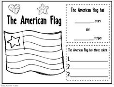 1000 images about red white and blue the story of the for American flag coloring page for first grade