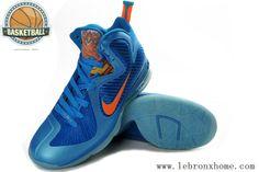 newest c6d5a 441f9 Nike Lebron 9 Neptune Blue Current Blue-Total Orange 469764 800 Cheap Nike  Roshe,