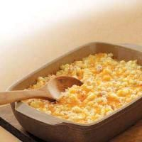 Rich 'n' Cheesy Macaroni Recipe from Taste of Home