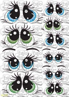 painting eyes on clay pots Fall Crafts, Halloween Crafts, Holiday Crafts, Diy And Crafts, Flower Pot People, Clay Pot People, Tole Painting Patterns, Cartoon Eyes, Snowman Faces