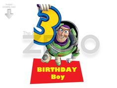 Toy Story Clipart - Birthday Boy Digital Clip Art, Lightbuzzyear Bday Shirt, Toy Story Iron On, Printable Bday Clipart, Bday Boy Shirt