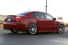 Modified Audi A4 2004