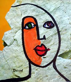 DOIN - ARTISTA PLÁSTICO -http://www.artistadoin.yolasite.com/: WILSON LAMBERTO DOIN - FACE A FACE II