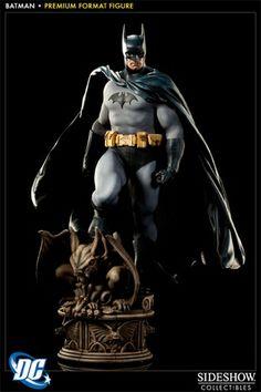 Batman Premium Format Figure. #batman alteregocomics.com