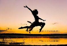 She Dances. {poetry}