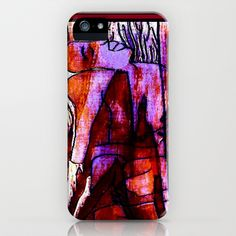 Escape iPhone & iPod Case by Christa Bethune Smith, Cabsink09 - $35.00