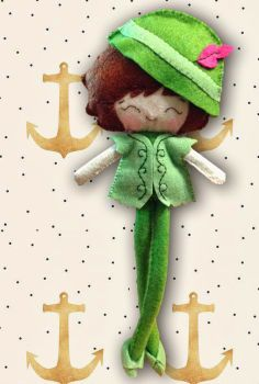 Frutos y Borregos, Peter Pan