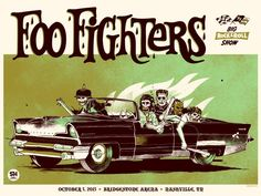 Foo Fighters - Ivan Minsloff - 2015 ----