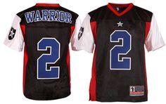 2nd Infantry - Football Jersey - WARRIOR 9da363aac