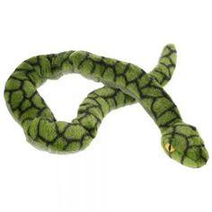 serpiente de juguete para perro