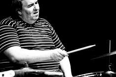 Massimo Manzi, batterista storico del Premio Massimo Urbani.