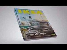 IKEA vs. Apple: 1-0. Briljante knipoog. En toch bloedserieus. Ikea's latest device: the BookBook!
