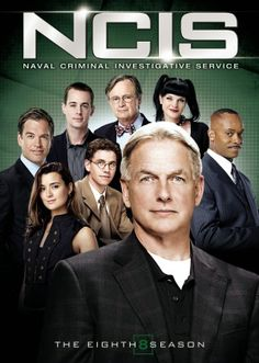 NCIS, starring Mark Harmon, Michael Weatherly, Sean Murray, Cote de Pablo, David McCallum, Pauley Perrette, Brian Dietzen and Rocky Carroll