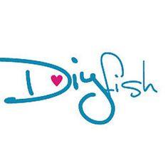 DIYfish Etsy Shop par DIYfish sur Etsy