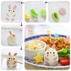 How to make ester bunny