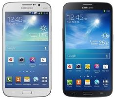 Samsung Galaxy Mega 5.8 and Galaxy Mega 6.3 go official