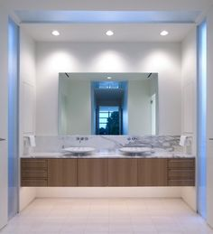 Mood Lighting In Bathroom