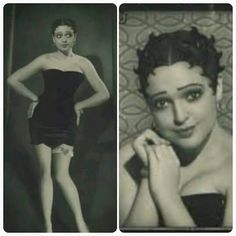 "Born Esther Jones, in the 1920s  her stage name was Baby Esther an her hit song was ""Boop oop doop!""....Betty Boop"