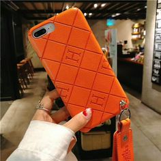 hang logo hermes iphone 7 case orange - - Perfect Fits For iPhone - The Hermes Case is High Quality Guarantee - Please select model to buy - Apple: iPhone X,iPhone 7 Plus,iPhone 6 Plus Iphone 10, Iphone Phone Cases, Iphone 7 Plus, Chanel Phone Case, Chanel Art, Buy Apple, Leather Case, Hermes, High Heels