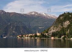 Varenna View From Lake, Lake Como,italy Stock Photo, Picture And Royalty Free Image. Pic. 66092950