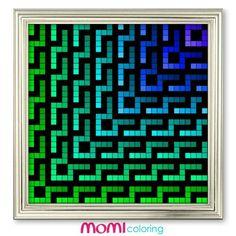 Cross Stitch Embroidery, Cross Stitch Patterns, Quilt Patterns, Cross Stitch Geometric, Geometric Art, Graph Paper Art, Pattern Paper, Hama Beads Patterns, Beading Patterns